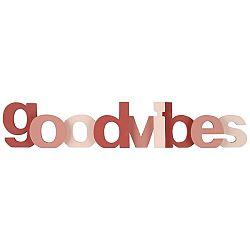 Dekoračné Písmo Good Vibes