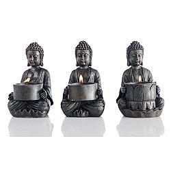 Držiak Na Čajové Sviečky Buddha Ii