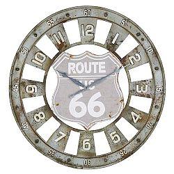 Nástenné Hodiny Route 66