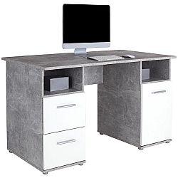 Písací Stôl Leon 3 Zd 21