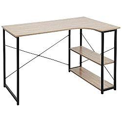 Rohový Písací Stôl Niko