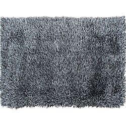 TEMPO KONDELA Koberec, krémovo-čierna, 80x150, VILAN