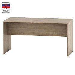 TEMPO KONDELA Zasadací stôl 150, dub sonoma, TEMPO ASISTENT NEW 020 ZA
