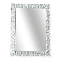 TEMPO KONDELA Zrkadlo, bielozlatá, MALKIA TYP 14
