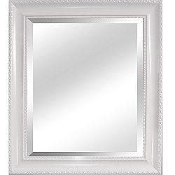 TEMPO KONDELA Zrkadlo, biely rám, MALKIA TYP 2