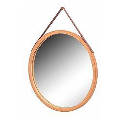 TEMPO KONDELA Zrkadlo, prírodný bambus, LEMI 1