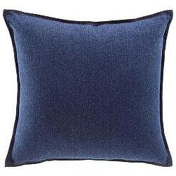 Vankúš Tessa Ca.40x40cm Tmavá Modrá